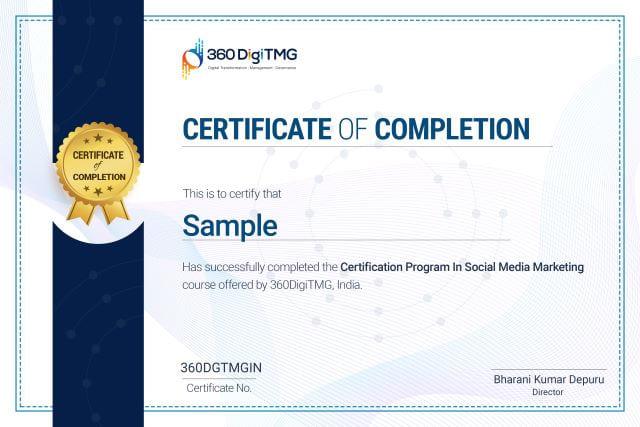 smm course certification - 360digitmg